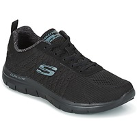 Schoenen Heren Lage sneakers Skechers Flex Advantage 2.0 The Happs Zwart