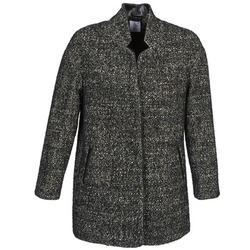 Textiel Dames Mantel jassen Alba Moda XOLLO Grijs / Gevlekt