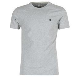 Textiel Heren T-shirts korte mouwen Timberland SS DUNSTAN RIVER CREW TEE Grijs