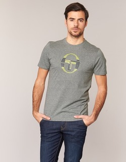 Textiel Heren T-shirts korte mouwen Sergio Tacchini DAVE TEE-SHIRT Grijs