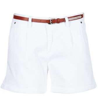 Textiel Dames Korte broeken / Bermuda's Best Mountain ROSAVOULI Wit