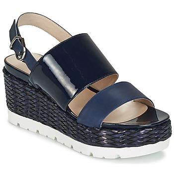 Schoenen Dames Sandalen / Open schoenen Luciano Barachini TOUDOU Blauw