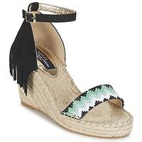 Schoenen Dames Sandalen / Open schoenen Replay CHATE Zwart