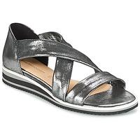 Schoenen Dames Sandalen / Open schoenen Salamander REBECCA Zilver