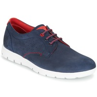 Schoenen Heren Lage sneakers Panama Jack DOMANI Marine / Rood