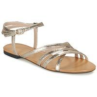 Schoenen Dames Sandalen / Open schoenen Esprit ADYA SANDAL Zilver