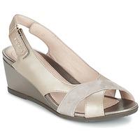 Schoenen Dames Sandalen / Open schoenen Stonefly SWEET Taupe