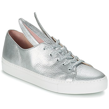 Schoenen Dames Lage sneakers Minna Parikka ALL EARS Zilver