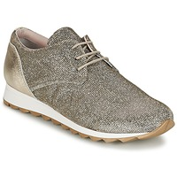 Schoenen Dames Lage sneakers Tosca Blu DERZE Zilver / Goud