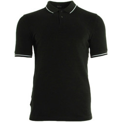 Textiel Heren Polo's korte mouwen Fred Perry Slim Fit Tipped Shirt Hunt Green