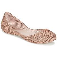 Schoenen Dames Ballerina's Zaxy AMORA Roze / Metaal