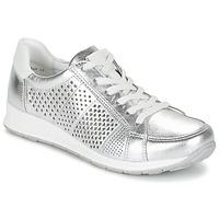 Schoenen Dames Lage sneakers Ara CHEVOK Zilver
