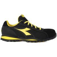 Schoenen Heren Lage sneakers Diadora UTILITY GLOVE II TEXTILE S1P Nero