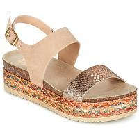 Schoenen Dames Sandalen / Open schoenen Bullboxer GROJETINE Beige / Multi