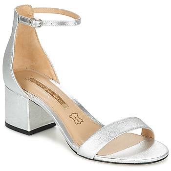 Schoenen Dames Sandalen / Open schoenen Buffalo DALOUD Zilver
