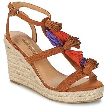 Schoenen Dames Sandalen / Open schoenen Buffalo VARIN Bruin