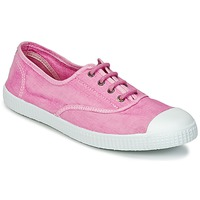 Schoenen Dames Lage sneakers Chipie JOSEPH Roze / Zand