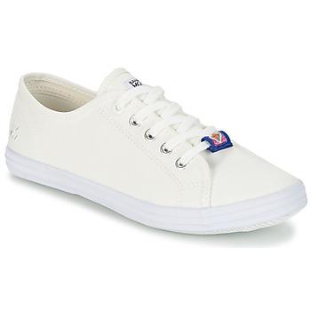 Schoenen Dames Lage sneakers Banana Moon RAYA Wit
