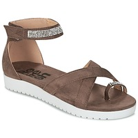 Schoenen Dames Sandalen / Open schoenen Refresh OURILICA Taupe
