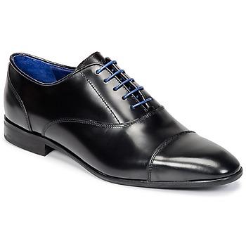 Schoenen Heren Klassiek Azzaro RAEL Zwart