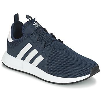 Schoenen Lage sneakers adidas Originals X_PLR Blauw