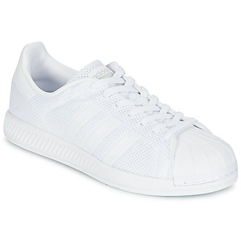 Schoenen Heren Lage sneakers adidas Originals SUPERSTAR BOUNCE Wit
