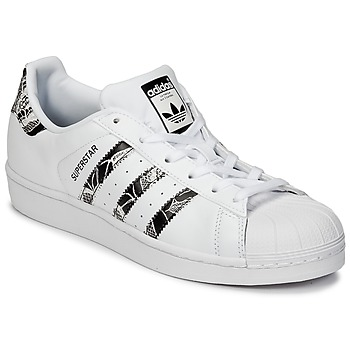 Adidas Superstar W Sneakers Ftwr White-Core Black-Spray