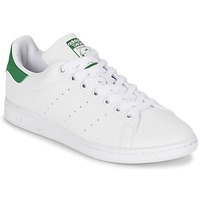 Schoenen Dames Lage sneakers adidas Originals STAN SMITH W Wit