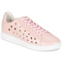 Schoenen Dames Sneakers Mellow Yellow BIGLI Roze