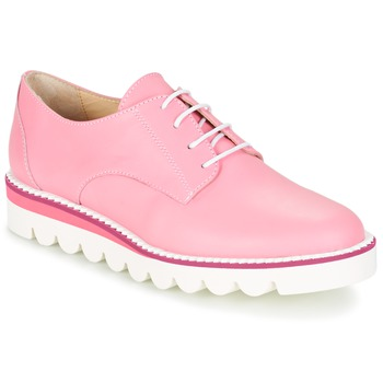 Schoenen Dames Derby Mellow Yellow BOB Roze