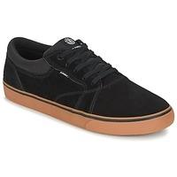 Schoenen Heren Skateschoenen Element WASSO Zwart