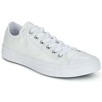 Schoenen Dames Lage sneakers Converse CHUCK TAYLOR ALL STAR SEASONAL METALLICS OX Wit