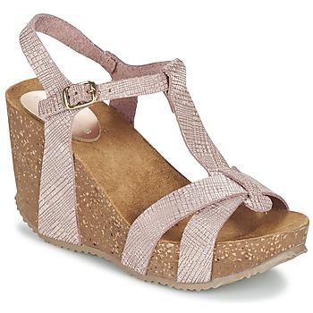 Schoenen Dames Sandalen / Open schoenen Elue par nous ZECDOUVE Roze