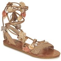 Schoenen Dames Sandalen / Open schoenen Elue par nous ZECTEUR Bruin