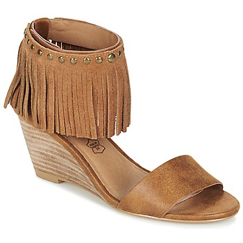 Schoenen Dames Sandalen / Open schoenen LPB Woman NADIA Camel