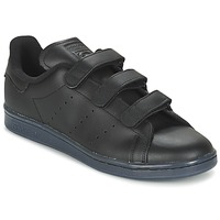 Schoenen Heren Lage sneakers adidas Originals STAN SMITH CF Zwart