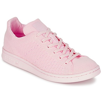Schoenen Dames Lage sneakers adidas Originals STAN SMITH PK Roze
