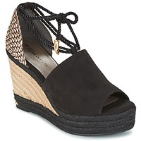 Schoenen Dames Sandalen / Open schoenen Tamaris NERE Zwart