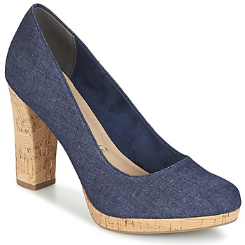 Schoenen Dames pumps Tamaris KEGE Denim
