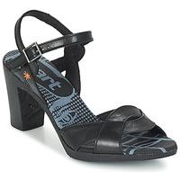 Schoenen Dames Sandalen / Open schoenen Art RIO Zwart