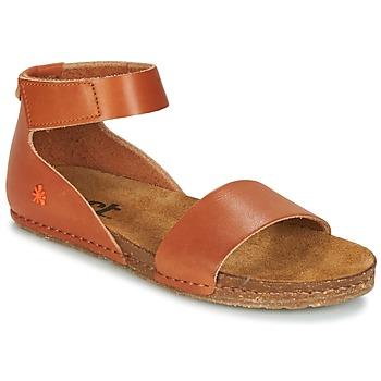 Schoenen Dames Sandalen / Open schoenen Art CRETA Bruin