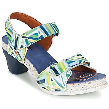 Schoenen Dames Sandalen / Open schoenen Art I  ENJOY Stripes