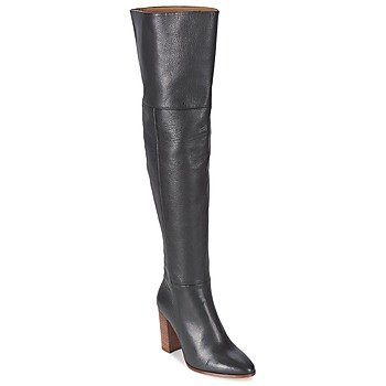 Schoenen Dames Lieslaarzen Fericelli NIRI Zwart