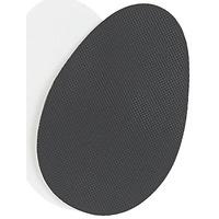 Accessoires Schoenen accessoires Famaco Patins d'usure T2 noir