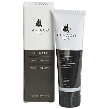 Accessoires Schoenpoets Famaco Tube applicateur cirage blanc 75 ml Wit