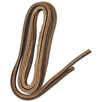 Accessoires Schoenen accessoires Famaco Lacet cuir 120 cm marron fonce Bruin / Donker