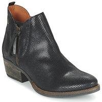 Schoenen Dames Laarzen Coqueterra LIZZY Zwart
