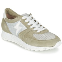 Schoenen Dames Lage sneakers Mjus HONEY Kaki