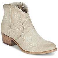Schoenen Dames Laarzen Mjus DONELLA Taupe