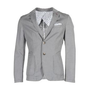 Textiel Heren Jasjes / Blazers Benetton MASKIOL Grijs